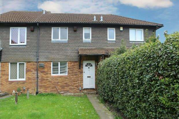 2 Bedrooms Terraced House for sale in Latimer Drive, Calcot, Reading,