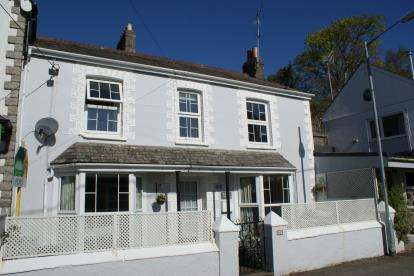 4 Bedrooms Terraced House for sale in Wadebridge, Cornwall, England