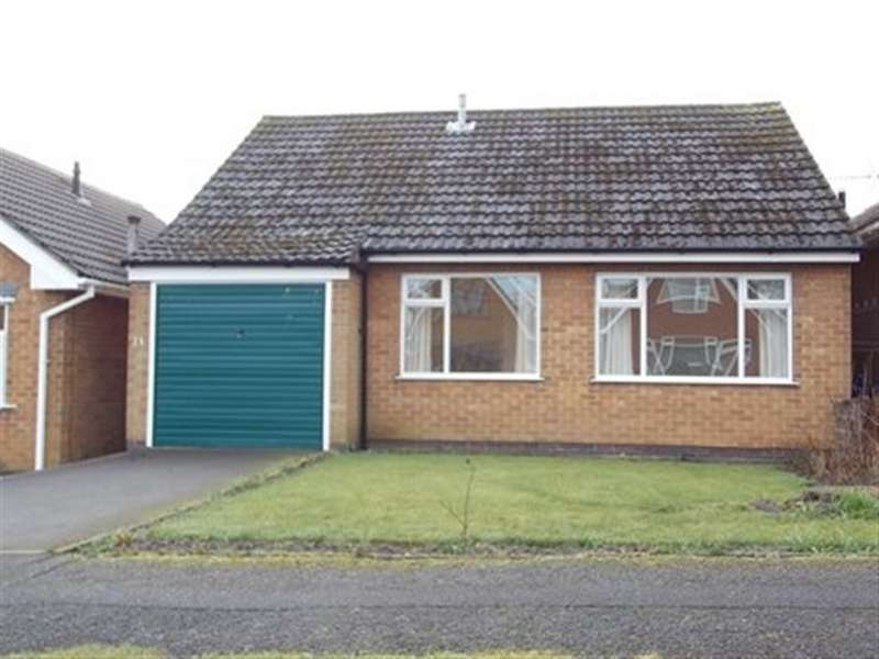 2 Bedrooms Bungalow for rent in Orchard Way, Sandiacre, Nottingham