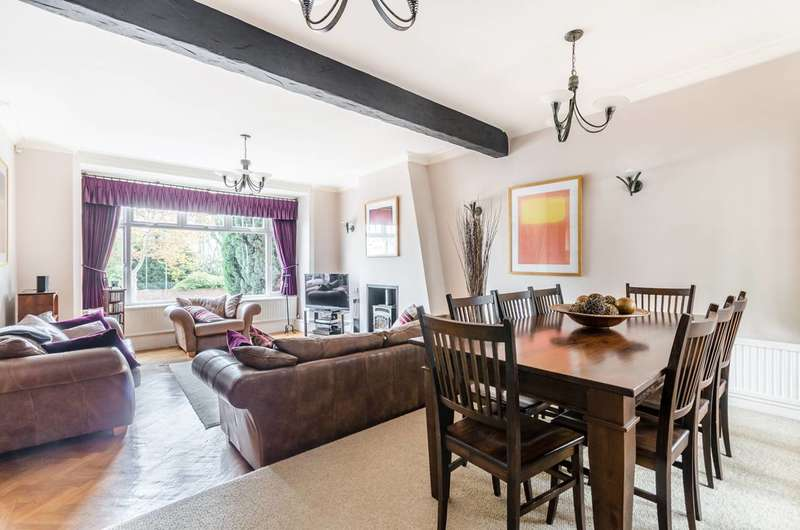 4 Bedrooms House for sale in Eaglesfield Road, Shooters Hill, SE18