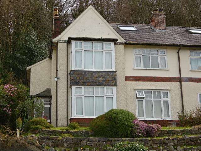 6 Bedrooms Semi Detached House for sale in HIGH STREET, BANGOR LL57