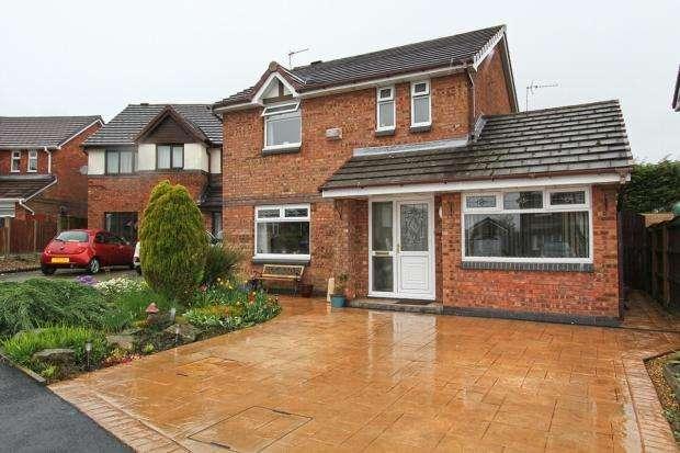 4 Bedrooms Detached House for sale in Edgeway Road Wigan