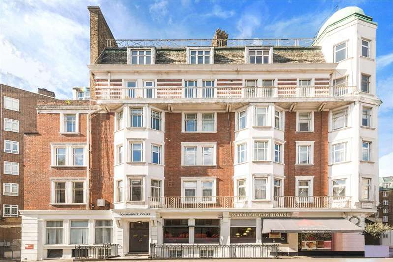 3 Bedrooms Flat for sale in Connaught Court, Connaught Street, The Hyde Park Estate, London
