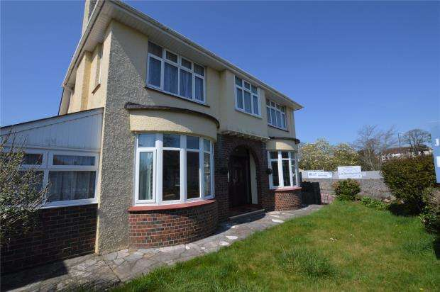 4 Bedrooms Detached House for sale in Furzehill Road, Torquay, Devon