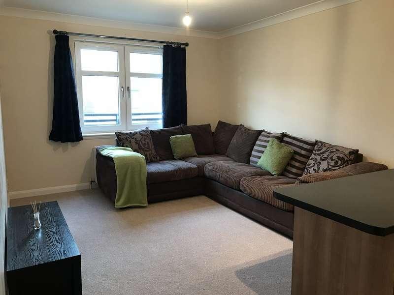 2 Bedrooms Flat for rent in Grandholm Crescent AB22