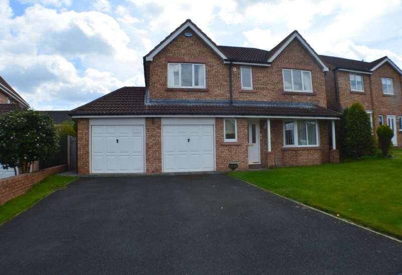 4 Bedrooms Detached House for sale in Heather Lea Lane, Prudhoe, NE42