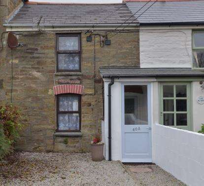 2 Bedrooms Terraced House for sale in Goonown, St Agnes