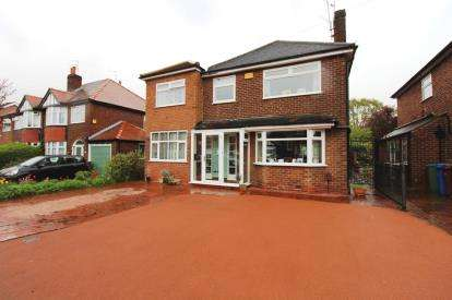 4 Bedrooms Detached House for sale in Appleby Road, Gatley, Cheadle, Cheshire