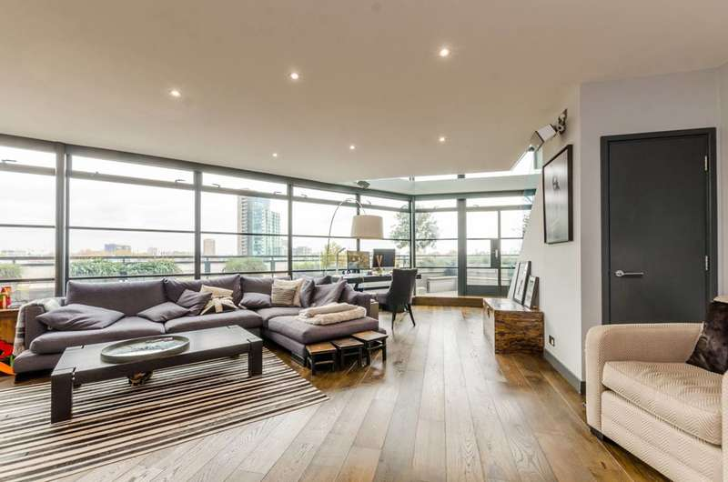 3 Bedrooms Flat for rent in Exchange Building, Spitalfields, E1