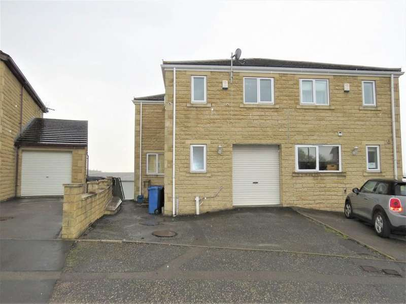 4 Bedrooms Town House for sale in Ridge View Drive, Sheffield