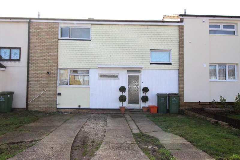 4 Bedrooms Terraced House for sale in The Lichfields, Basildon