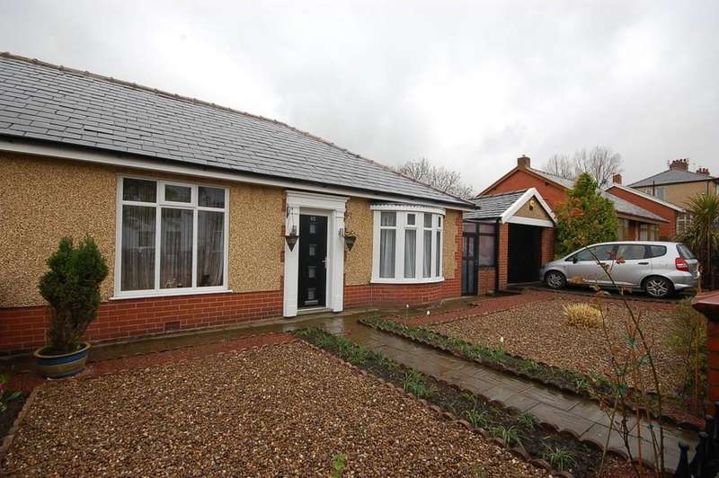 3 Bedrooms Semi Detached Bungalow for sale in Shadsworth Road , Blackburn