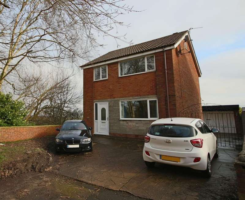 3 Bedrooms Detached House for sale in Smalley Croft, Penwortham