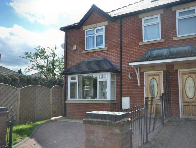 4 Bedrooms End Of Terrace House for sale in Catterick Road, Didsbury
