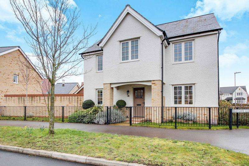 4 Bedrooms Detached House for sale in Hogsden Leys, St. Neots