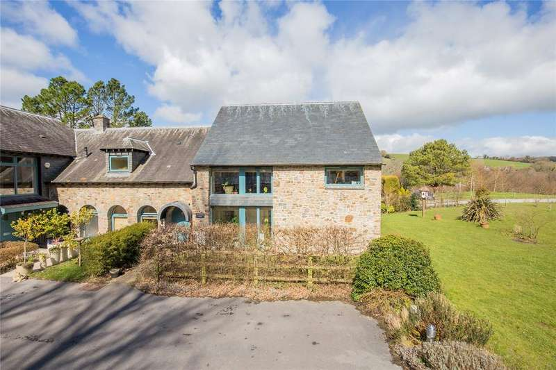 4 Bedrooms Barn Conversion Character Property for sale in Staverton, Totnes, Devon, TQ9