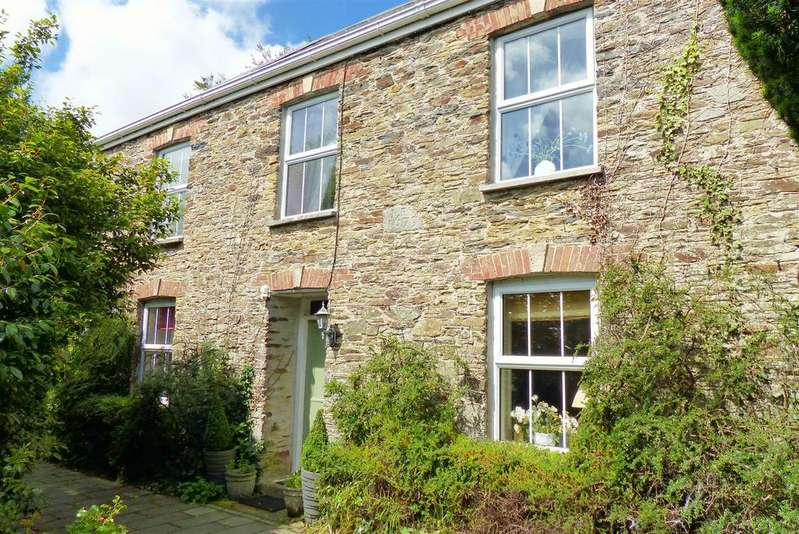 3 Bedrooms Detached House for sale in Old Hill, Grampound