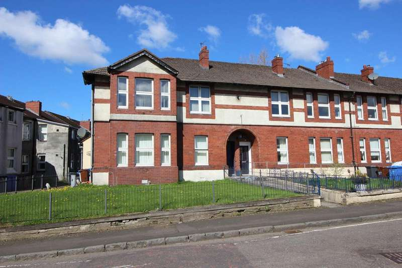 2 Bedrooms Flat for sale in 15 Osborne Street, Clydebank, G81 3BB