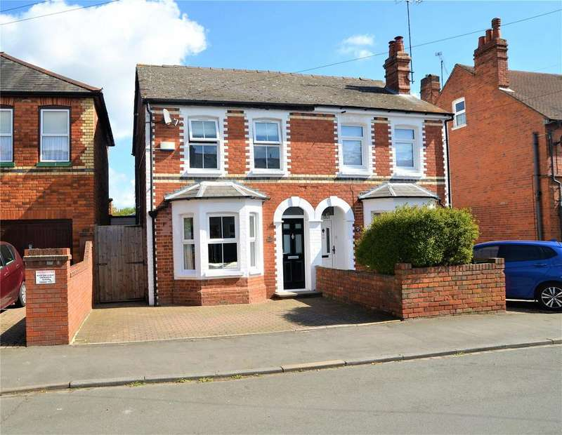 3 Bedrooms Semi Detached House for sale in Recreation Road, Tilehurst, Reading, Berkshire, RG30