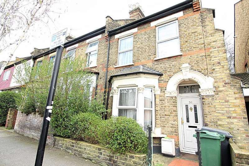 3 Bedrooms Semi Detached House for sale in Coleridge Road, Walthamstow, London, E17 6QU