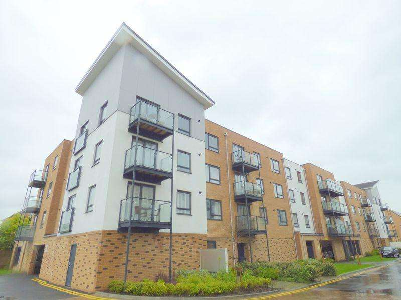 2 Bedrooms Apartment Flat for sale in Creek Mill Way Dartford