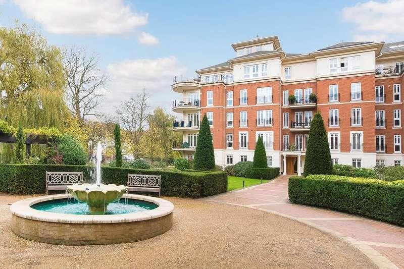 4 Bedrooms Flat for sale in Richmond Bridge Development, East Twickenham riverside