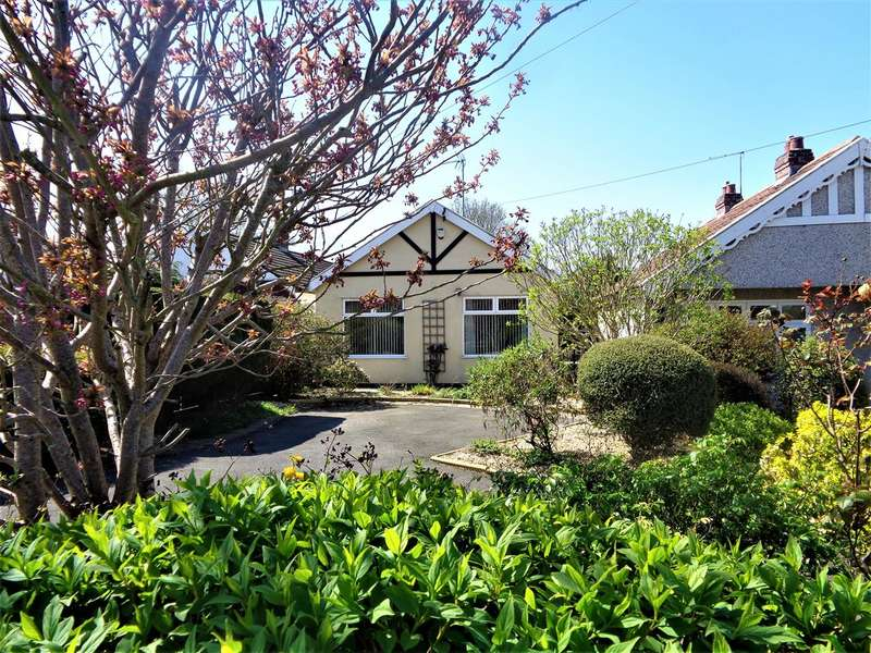 2 Bedrooms Bungalow for sale in Acacia Road, Staple Hill, Bristol