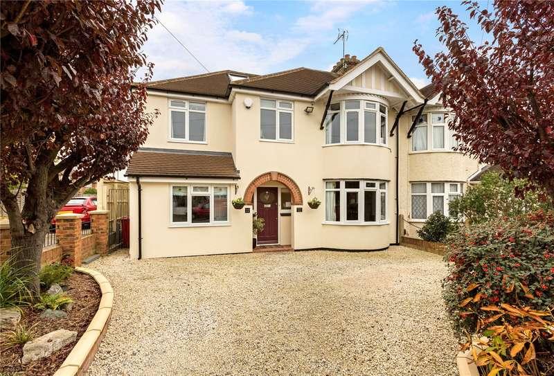 5 Bedrooms Semi Detached House for sale in Westlands Avenue, Slough, SL1