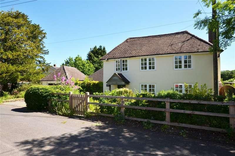 5 Bedrooms Detached House for sale in Chapel Hill, West Grimstead, Salisbury, Wiltshire, SP5