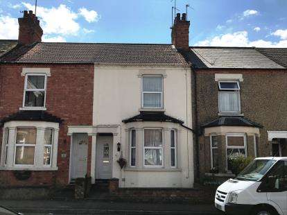 3 Bedrooms Terraced House for sale in Western Road, Wolverton, Milton Keynes, Buckinghamshire