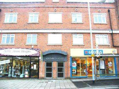 1 Bedroom Flat for sale in Northbeck House, Northgate, Darlington, County Durham