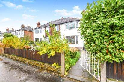 3 Bedrooms Semi Detached House for sale in Waverley Avenue, Appleton, Warrington, Cheshire