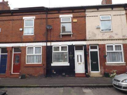 2 Bedrooms Terraced House for sale in Thorn Grove, Ladybarn, Manchester, Uk