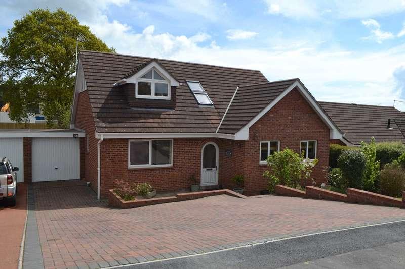 4 Bedrooms Detached Bungalow for sale in Douglas Avenue, Exmouth