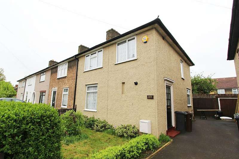 3 Bedrooms End Of Terrace House for sale in Ilchester Road, Dagenham, Essex, RM8 2YA