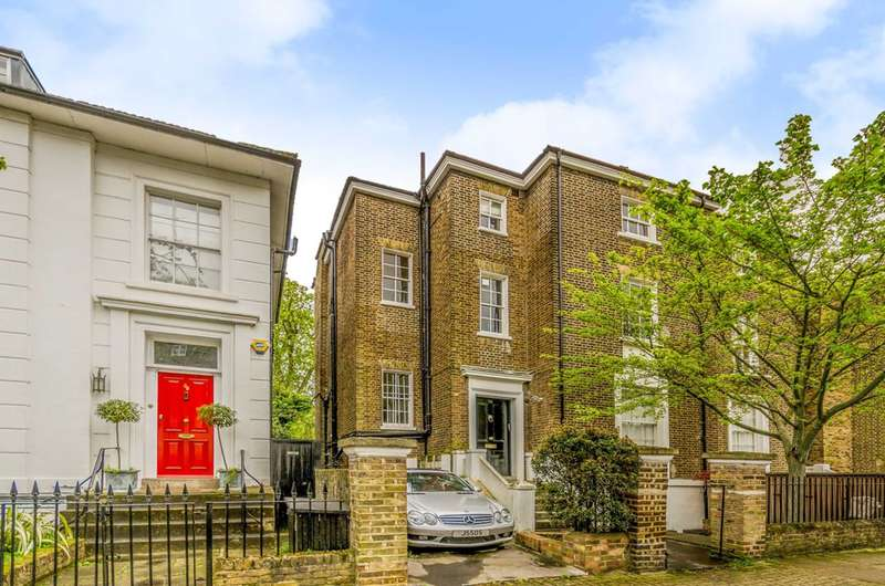 2 Bedrooms Flat for sale in Belitha Villas, Islington, N1