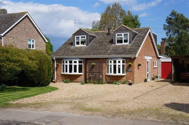 4 Bedrooms Chalet House for sale in Colmworth Road, Little Staughton