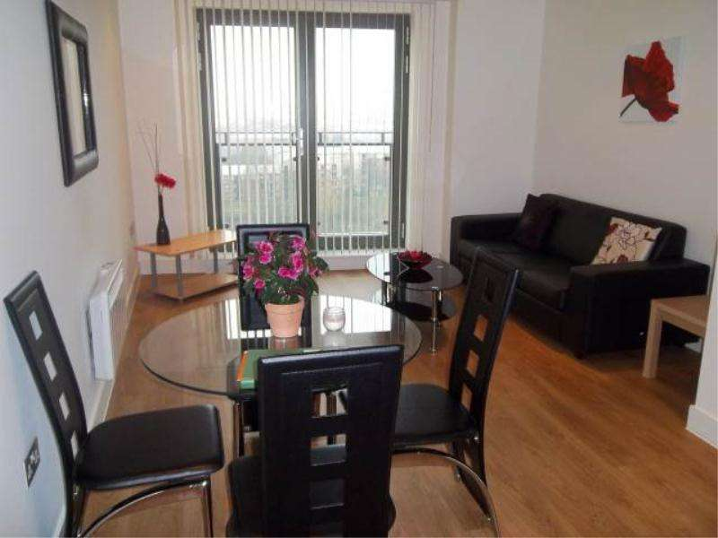 2 Bedrooms Apartment Flat for rent in ECHO CENTRAL TWO, CROSS GREEN LANE, LEEDS, LS9 8NQ
