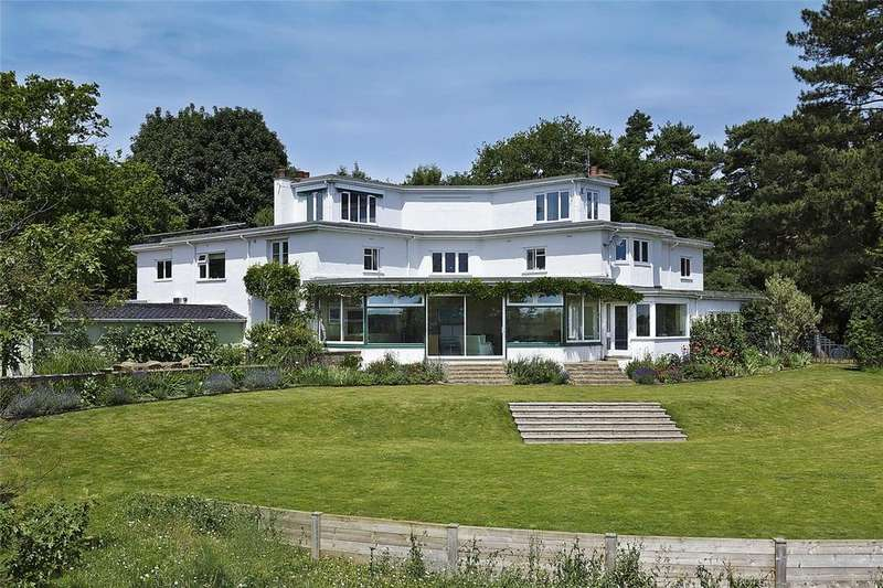 5 Bedrooms Detached House for sale in Broomheath, Woodbridge, Suffolk, IP12