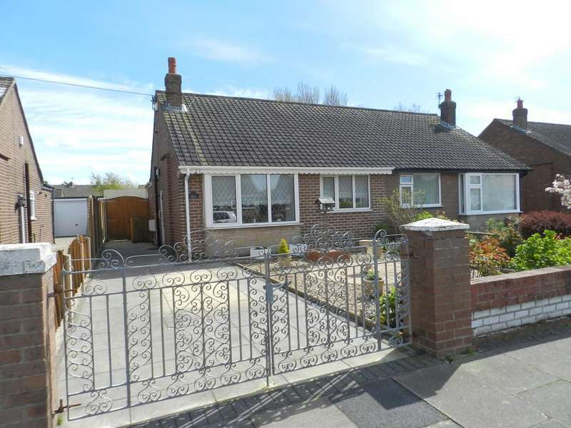 2 Bedrooms Semi Detached Bungalow for rent in North Drive, Thornton-Cleveleys