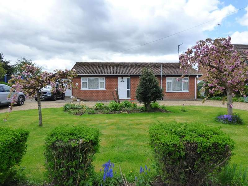 2 Bedrooms Detached Bungalow for sale in Town Drove, Quadring