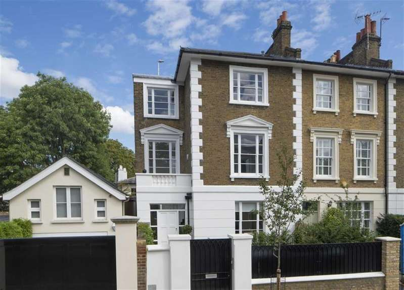 4 Bedrooms House for sale in Woronzow Road, St John's Wood, London, NW8