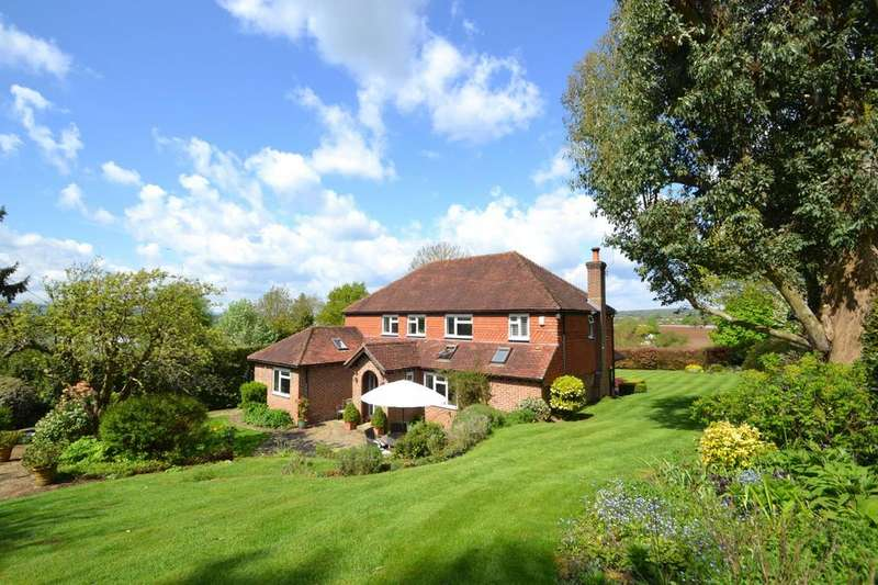 4 Bedrooms Detached House for sale in Haslingbourne Lane, Byworth, Petworth, West Sussex, GU28