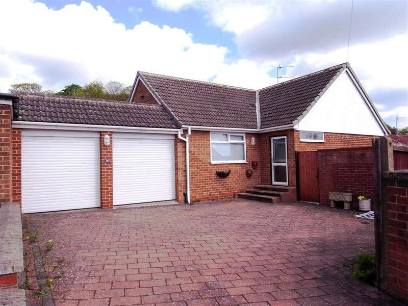 3 Bedrooms Detached Bungalow for sale in Knightsbridge Avenue, Darlington