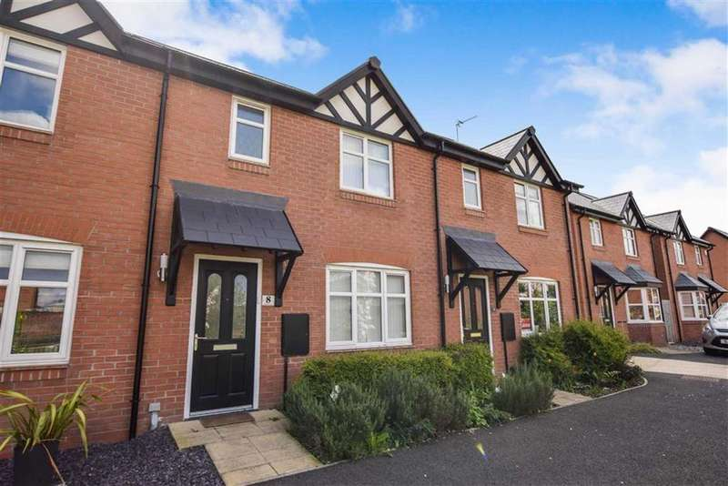 3 Bedrooms Mews House for sale in Maximus Drive, Altrincham, Cheshire, WA14