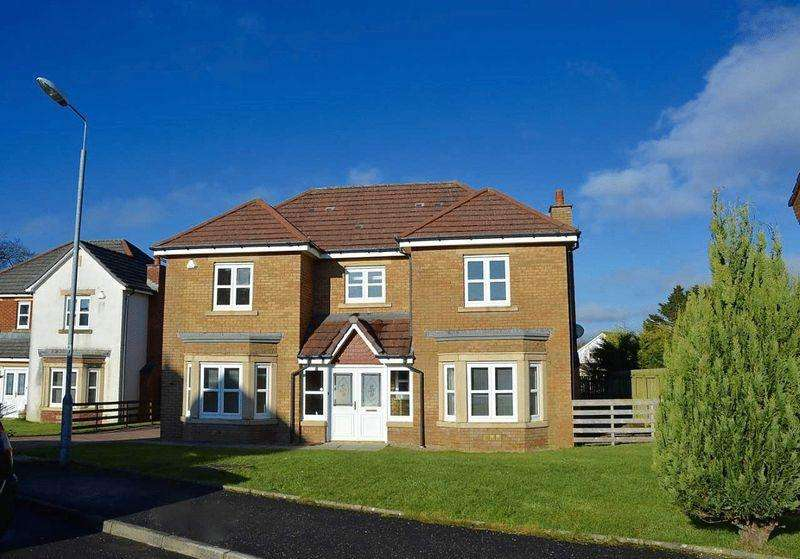 4 Bedrooms Detached Villa House for sale in Highpark Road, Coylton