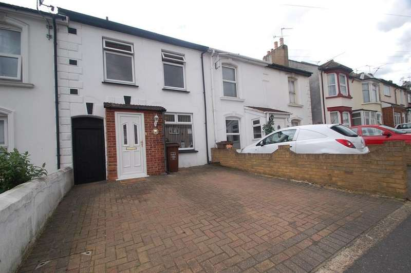 4 Bedrooms Terraced House for sale in Nelson Road, Gillingham, ME7