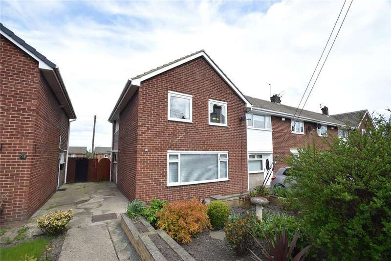 3 Bedrooms End Of Terrace House for sale in Durham Street, Northlea, Seaham, Co Durham,
