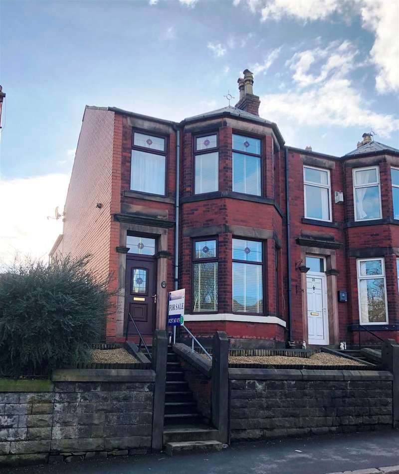 3 Bedrooms Semi Detached House for sale in Bolton Road, Anderton, Chorley