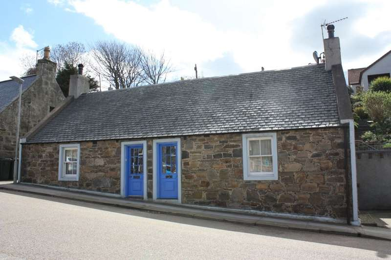 3 Bedrooms Detached House for sale in North Castle Street, Cullen, Buckie, AB56